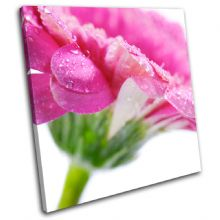 Flower Water Drops Floral - 13-1361(00B)-SG11-LO
